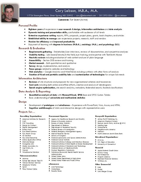 Photo Position In Resume by Resume For Management Position Berathen