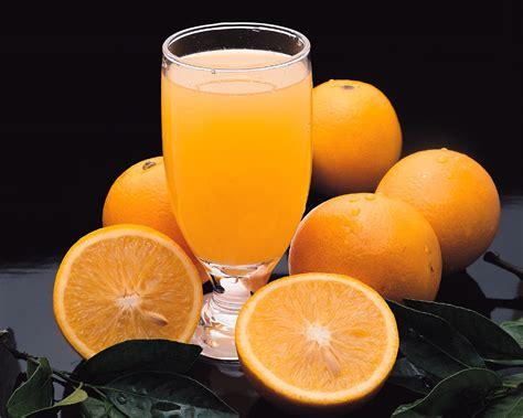 orange juice nutritional information