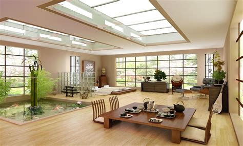 Japanese Interior  House Design & Floor Plan  Pinterest