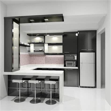kitchen set minimalis murah custom arsip kontraktor interior design tukang interior jakarta