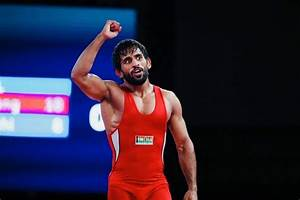 Bajrang Punia Bags Silver In World Wrestling Championships ...