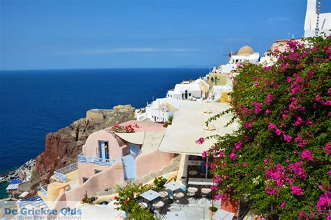 Santorini Cyclades Greek Islands Greece Guide
