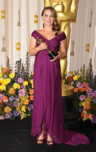 Natalie Portman Academy Awards Oscar