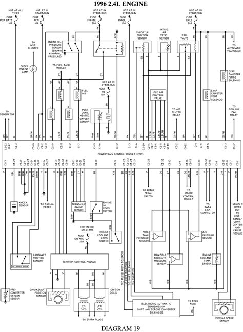 diagram heating system wire diagram  pontiac