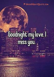 good night love quotes for girlfriend sweet goodnight my