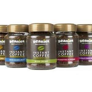 Все товары бренда beanies flavour coffee. Delicious! Beanies Flavoured Coffee | Coffee packaging, Best instant coffee, Tea logo