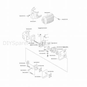 Husqvarna 123hd60 Hedge Trimmer  2006  Parts Diagram  Page 2