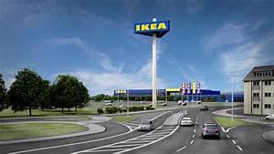 Ikea öffnungszeiten Wallau : ein stockwerk kurze wege und ein begr nter innenhof richtfest f r ikea wetzlar ~ Buech-reservation.com Haus und Dekorationen