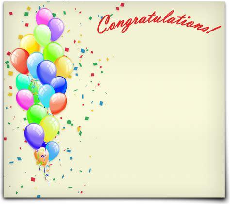 congratulations template congratulations congrats template certificate