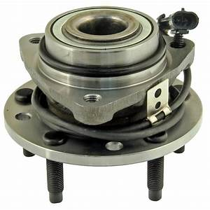 Wheel Bearing And Hub Assembly Front Precision Automotive