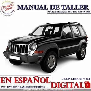 Manual Automotriz Taller Jeep Liberty Kj 02