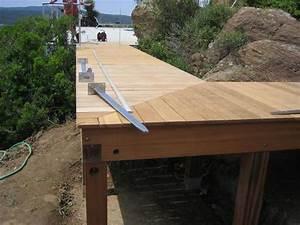 Bar Exterieur De Jardin : terrasses de jardin parquets platelages menuiserie ~ Dailycaller-alerts.com Idées de Décoration