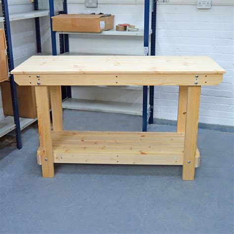 wooden workbench hampshire strong  sturdy sturdy