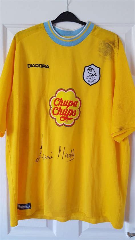 Sheffield Wednesday Away football shirt 2001 - 2003 ...