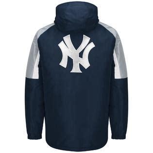 mlb mens winter jacket  york yankees