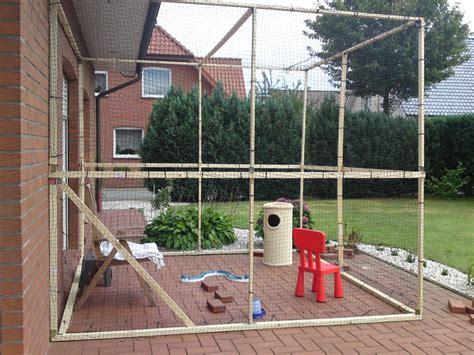Katzengehege Bauen katzengehege selber bauen zeigt eure gesicherten balkone ausl