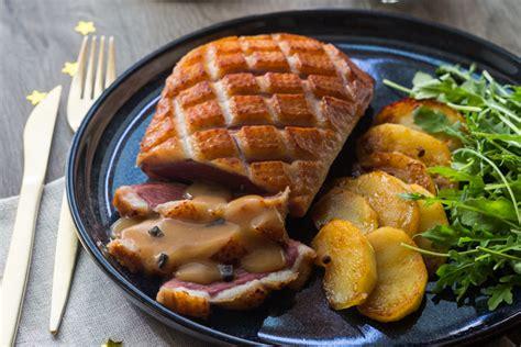 la cuisine mexicaine magret de canard sauce périgueux aux pommes fondantes