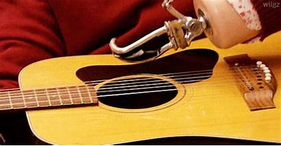 Guitar Tv Giphy Gifs Arrested Development Stuff