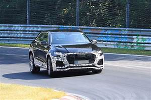Audi Hybride 2019 : 2019 audi rs q8 new pictures of 670bhp hybrid v8 suv autocar ~ Medecine-chirurgie-esthetiques.com Avis de Voitures
