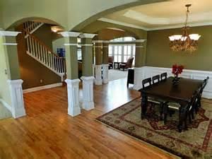 open floor plans with basement home spotlight open floor plan finished basement 3 car garage