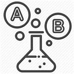 Icon Experiment Method Testing Test Vectorified