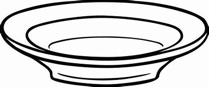 Bowl Clip Clipart Shallow Clipground