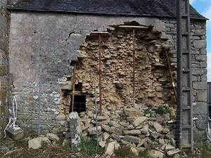 Fissure Maison Ancienne : les murs dits bouffants tiez breiz ~ Dallasstarsshop.com Idées de Décoration