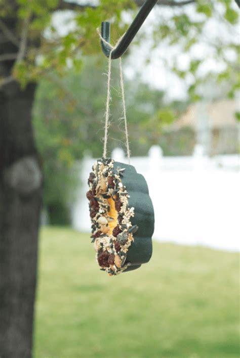 easy creative diy bird feeder ideas  lure wildlife   garden