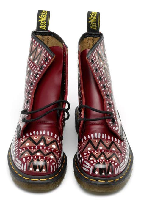 Dr Martens Shoes Collection Different Model Types Of The