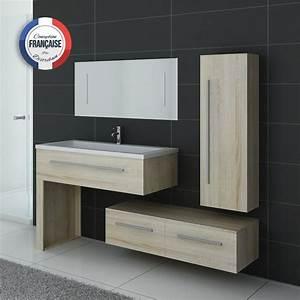 Prix Meuble Salle De Bain : meuble de salle de bain scandinave 1 vasque meuble style scandinave dis9251sc ~ Teatrodelosmanantiales.com Idées de Décoration