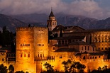 Alhambra Palace, Spain - | Amazing Places
