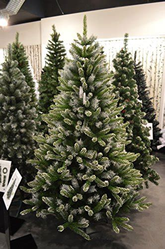 piper mountain christmas tree farm for sale premier 6ft 180cm mountain snow fir tree best artificial trees uk reviews
