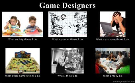 Board Game Designer Meme