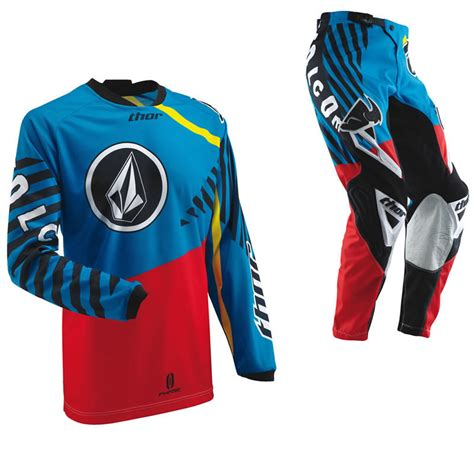 kids motocross jersey thor 2013 phase s13 youth volcom kids junior mx motocross