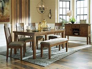 Ashley, Casual, Dining, Room, Set