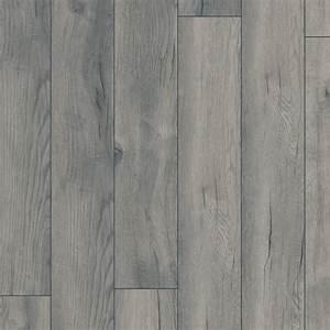 sol stratifie effet parquet chene petterson gris exquisit With parquet bois gris