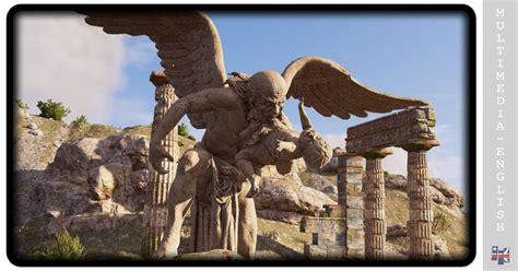 Greek Mythology: The myth of Creation -[Multimedia-English ...