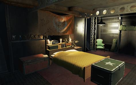 Fallout 4 Home Plate Interior : Decorate Home Plate Fallout 4 Companions