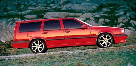 volvo  wagon test drive