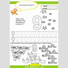 Freeprintablenumber9worksheets5bestimages Free Worksheets Printable Chapter 1 Worksheet