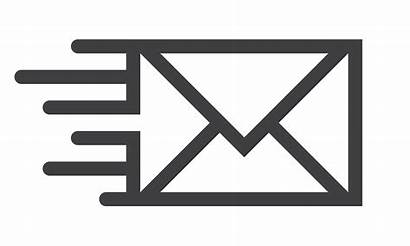 Letter Mail Email Vector Correspondence Icon Line