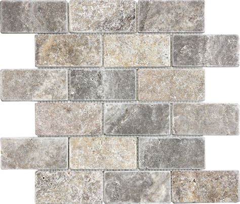 travertine kitchen wall tiles sassi gotham fog crackled arabesque mosaics the home 6357
