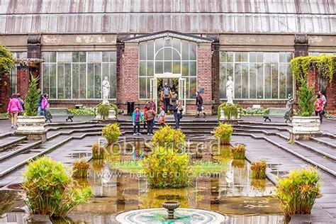 The Domain Wintergardens, Or Winter Garden, At The