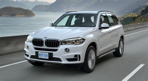 2014 Bmw X5 Xdrive50i And Xdrive30d (f15) Review