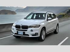 2014 BMW X5 xDrive50i and xDrive30d F15 Review