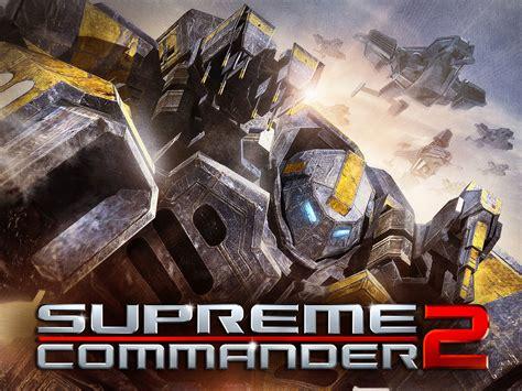 supreme commander  wallpaper
