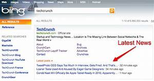 The Latest News From Bing | TechCrunch