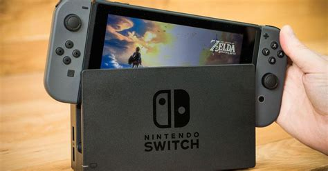 Nintendo Switch Pro will reportedly be revealed before E3 ...
