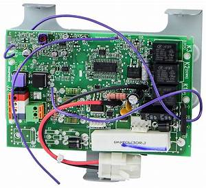 Liftmaster 3800 Jackshaft Garage Door Opener Circuit Board