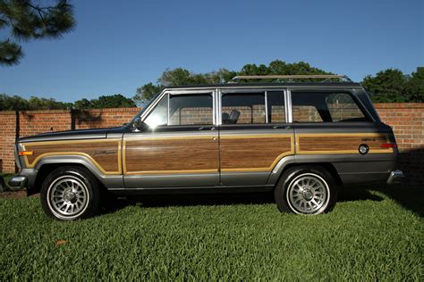1989 jeep wagoneer interior 1989 jeep grand wagoneer suv 189809